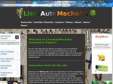 Online Auto Mechanic Store