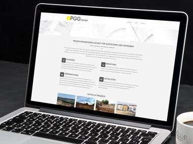 PGG GmbH | Webseite