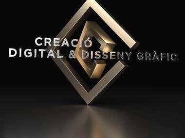 3D Logo Demo