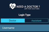 Need A Doctor (Doctor App)