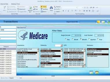 Analytical system of health insurance