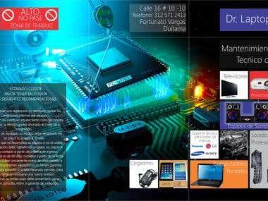 Corporative Image Dr.Laptop