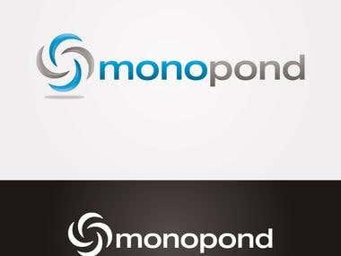 Monopond logotype
