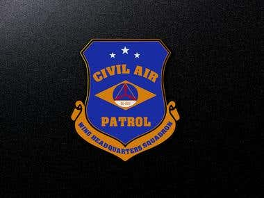 Design a Logo for Civil Air Patrol Squadron