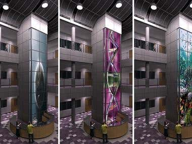 Commercial Interior Options