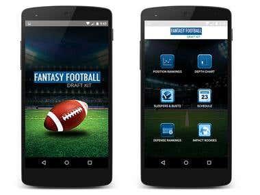 Fantasy Football Android App