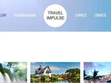Travel Agency\'s Website