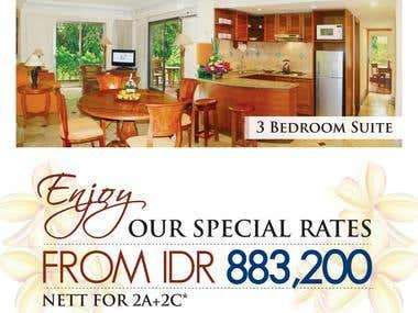 Bali Times Print add