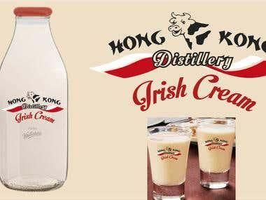 Hong kong irish cream