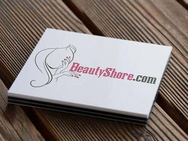 Logo for Beauty Shore