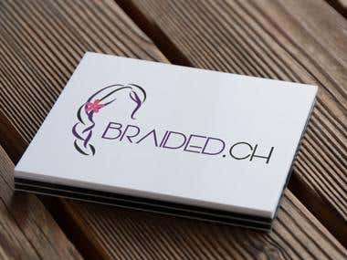 Logo for Braided.ch