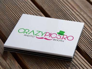Logo for Crazypics.ro