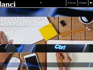 Elanci Fronted Designing