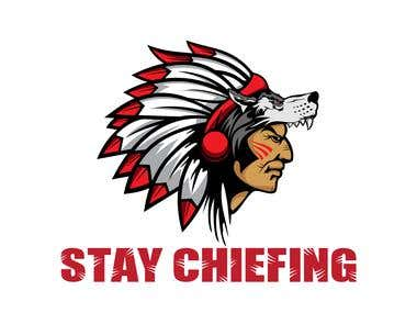 Stay Chiefing logo