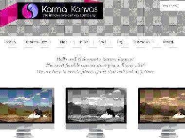 Karma kanvas