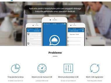 Delegato - Wordpress Website