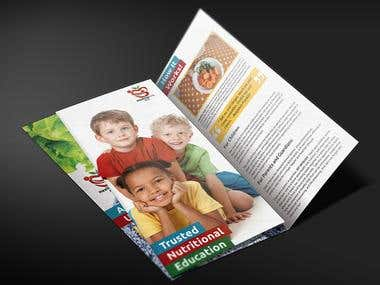 Brochure  Design - Marketing &  Branding
