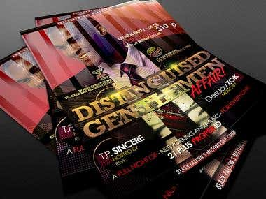 Postcard Flyer  Design - Marketing &  Branding