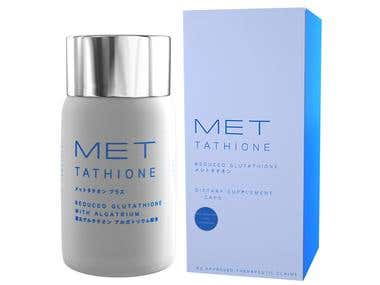 Product Presentation - MET Glutathione (TV Commercial)