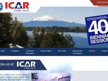 ICAR Website