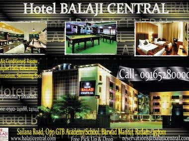 Adversting for hotel 2