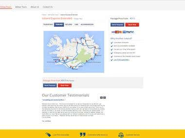 Another Iceland: Magento web site