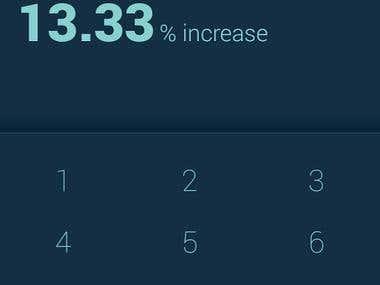 Percentage Calculator Android