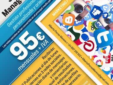 Social Media Marketing - Posicionamiento - Email Marketing