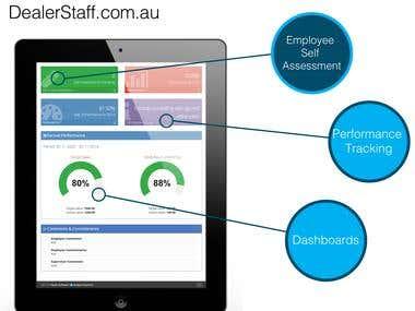 Staff Performance Tracking