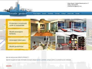 www.creativproiect.ro