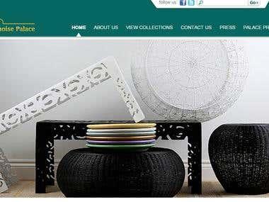 Drupal based website