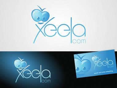 Xeela.com logo