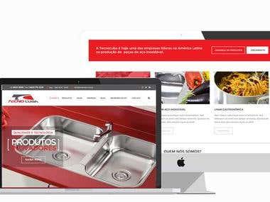 Website Example #01