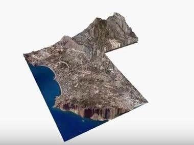 Cartographic movies