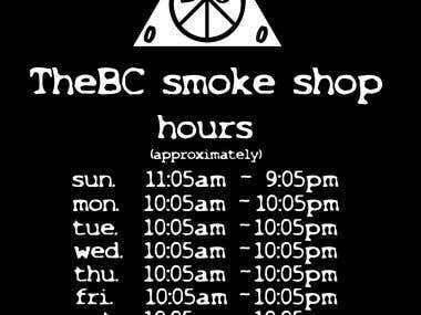 Stores hours 1960
