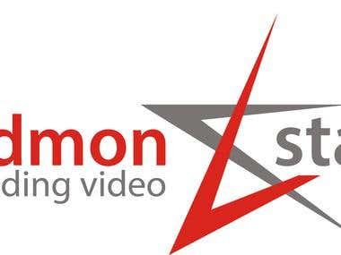 Vidmon star logo