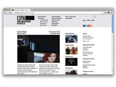 EACC Website