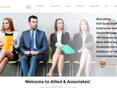 Allied associates.
