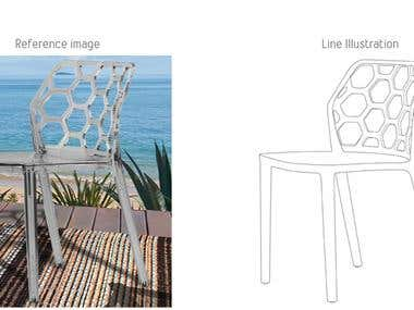 Illustration - Products