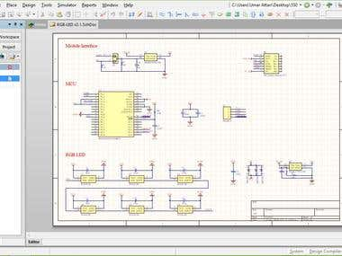 Schematics in Altium Designer