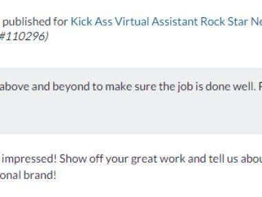 Virtual Assitant