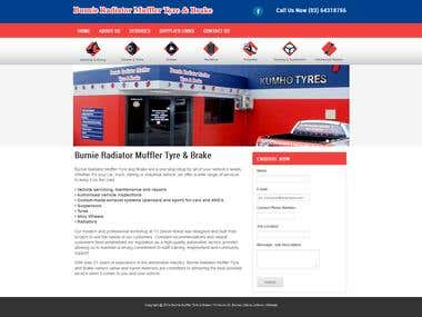 Burnie Radiator Muffler Tyre & Brake