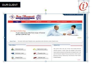 Finance Company portal