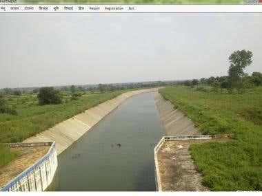Billing System for Irrigation Depatment