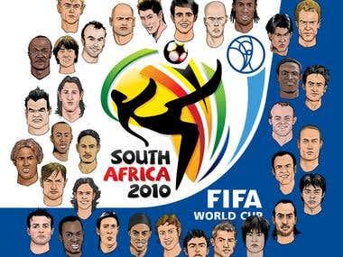 Mundial Sudafrica2010