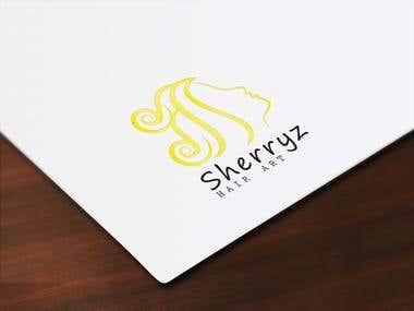 Sherryz Salon Logo