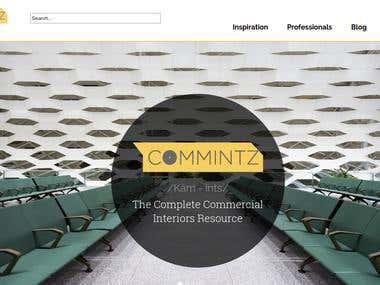 Web Design Commintz