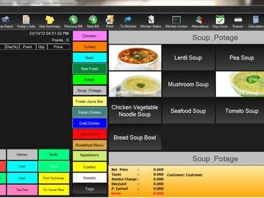 POS for Restaurant