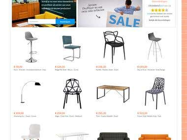 Eyoba Furniture Online Shop
