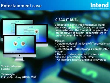 Cisco IT Duel